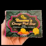 Navarro's Orange Peel Soap (135g)