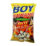 Boy Bawang Cornicks Garlic Hot (100g)