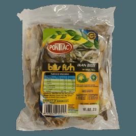 Pontiac Ikan Pakang Salted Fish (100g)