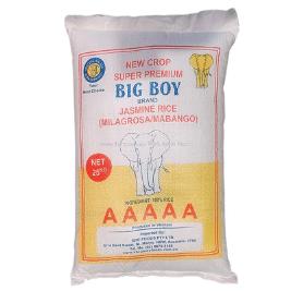 Big Boy Premium Jasmine Rice (Milagrosa/Mabango) (25kg)