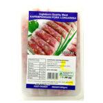Ingleburn Kapampangan Skinless Pork Longanisa (500g)