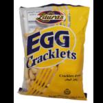 Laura's egg cracklets