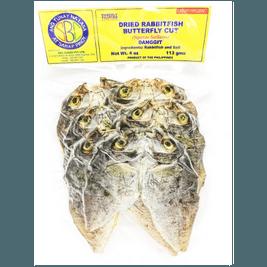 SBC Dried Rabbitfish Butterfly (Danggit) (113g)
