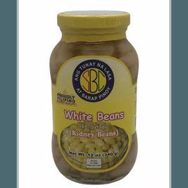 SBC Sweet White Beans (340g)